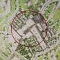 karta över Farsta